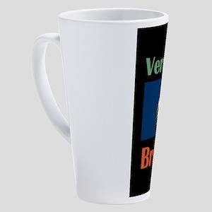 Bristol Vermont 17 oz Latte Mug