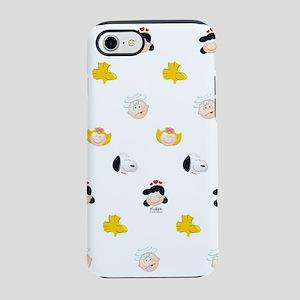 Peanuts Gang Emoji iPhone 8/7 Tough Case