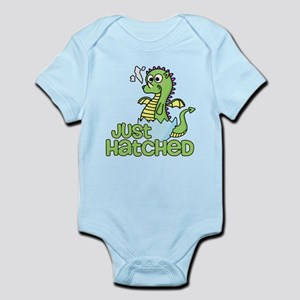 Just Hatched Baby Light Bodysuit