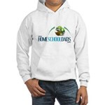 Hooded Sweatshirt with Logo
