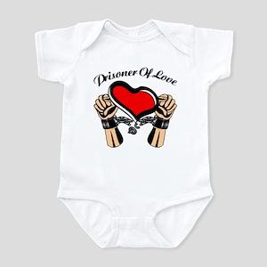 Prisoner of Love Infant Bodysuit