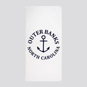 Summer outer banks- North Carolina Beach Towel