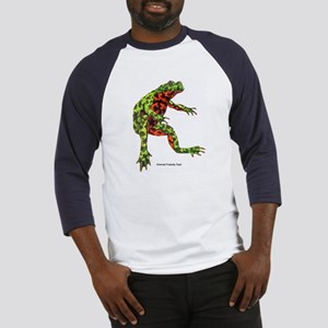 Firebelly Toad (Front) Baseball Jersey