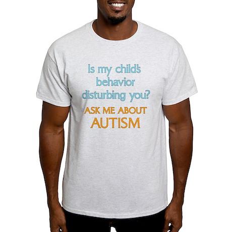 Autism Behavior Light T-Shirt