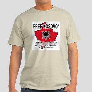 Free Kosovo Light T-Shirt