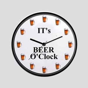 "Its Beer O'Clock 3.5"" Button"