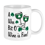 Wee Bit O' Wine Mug