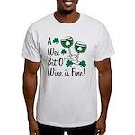 Wee Bit O' Wine Light T-Shirt