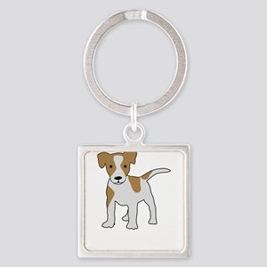 Jack Russell Terrier Keychains