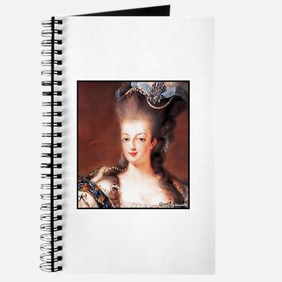 """Faces """"Antoinette"""" Journal"""
