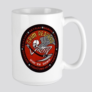 VF 101 Grim Reapers Large Mug