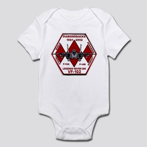 VF 102 Diamondbacks Commemorative Infant Bodysuit
