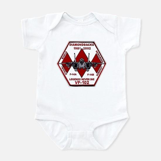 VF 102 Diamondbacks Commemorative Infant Bodysuit