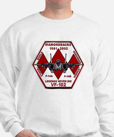VF 102 Diamondbacks Commemorative Sweatshirt