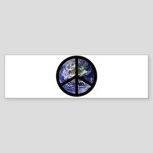 Peace on Earth Bumper Sticker