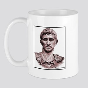 "Faces ""Augustus"" Mug"