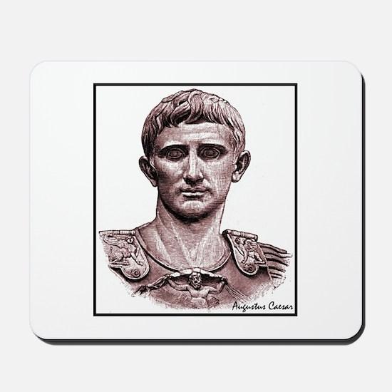 """Faces """"Augustus"""" Mousepad"""