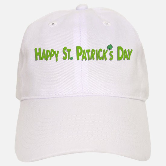 St. Patrick's Day Baseball Baseball Cap