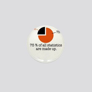 statistics Mini Button