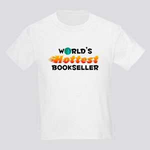World's Hottest Books.. (C) Kids Light T-Shirt