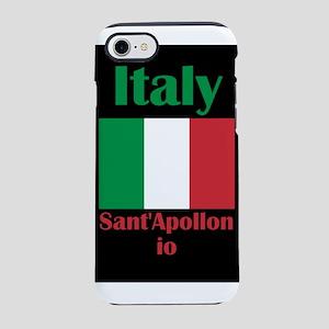 Sant'Apollonio Italy iPhone 8/7 Tough Case