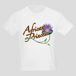 Kids Light T-Shirt/African Princess