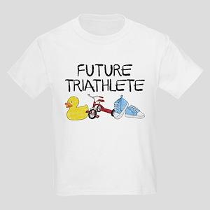 Future Triathlete Kids Light T-Shirt