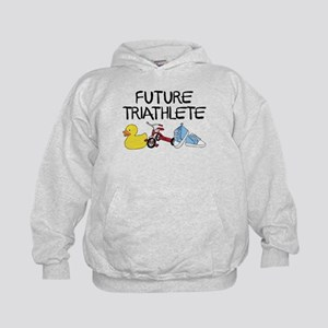 Future Triathlete Kids Hoodie
