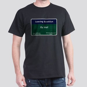Leaving Brooklyn Dark T-Shirt