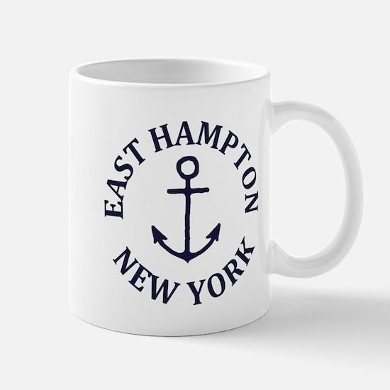 Summer East Hampton- New York Mugs
