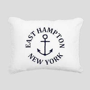 Summer East Hampton- New Rectangular Canvas Pillow