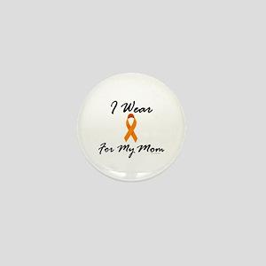 I Wear Orange For My Mom 1 Mini Button