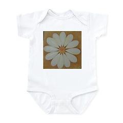 Daisy Flower Mural Infant Bodysuit