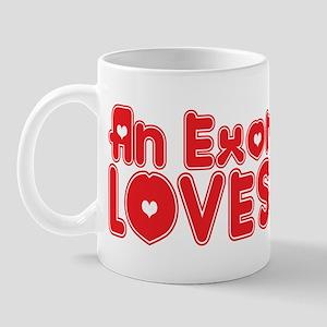 An Exorcist Loves Me Mug