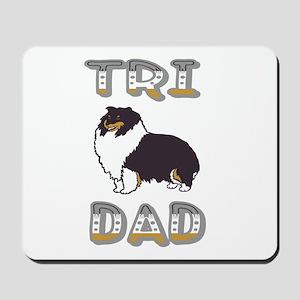 Tri Dad Mousepad