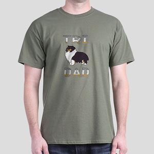 Tri Dad Dark T-Shirt