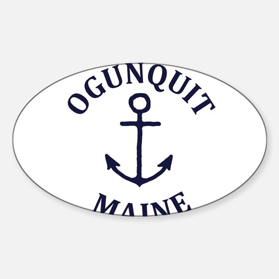 Summer ogunquit- maine Decal