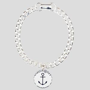 Summer ogunquit- maine Charm Bracelet, One Charm