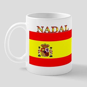 Nadal Spain Spanish Flag Mug
