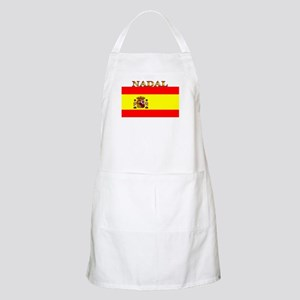 Nadal Spain Spanish Flag BBQ Apron