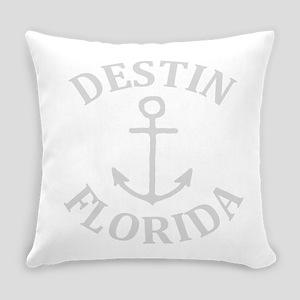 Summer destin- florida Everyday Pillow