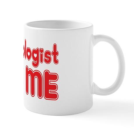 An Epidemiologist Loves Me Mug