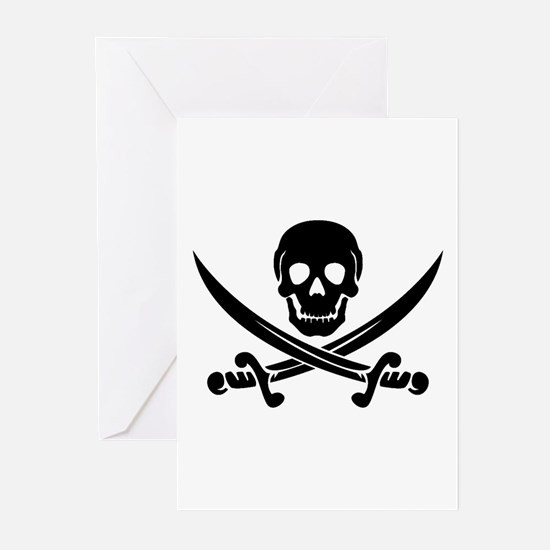 PIRATE! Greeting Cards (Pk of 20)