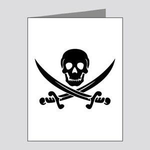 PIRATE! Note Cards (Pk of 20)