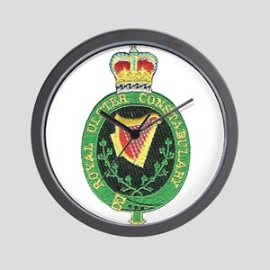Royal Ulster Constabulary Wall Clock