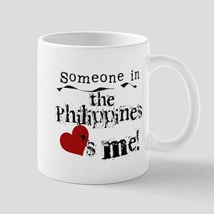 Philippines Loves Me Mug