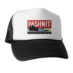 PASHNIT Motorcycle Roads Hat