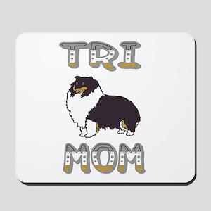 Tri Mom Mousepad