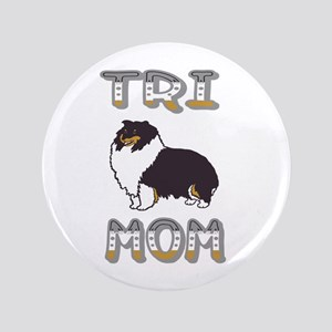 "Tri Mom 3.5"" Button"