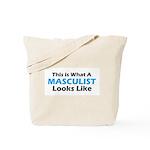 Masculist Tote Bag